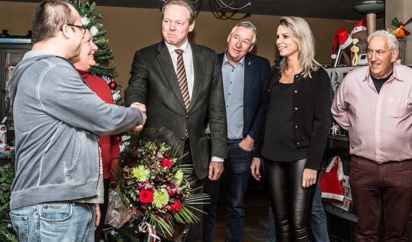 Provider Tweak activeerde bij de familie Van der Merwe de eerste glasvezelaansluiting in Montfoort. (Foto: Ebbes Fotografie)
