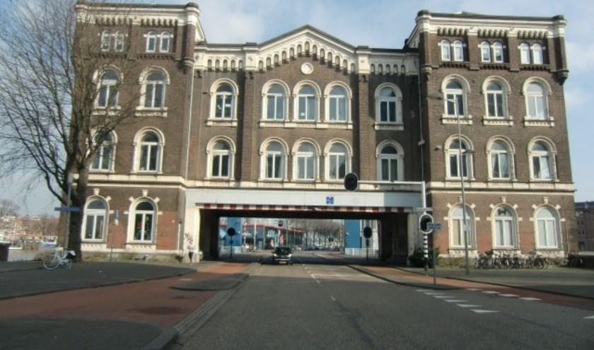 Het Poortgebouw is een rijksmonument in Rotterdam.