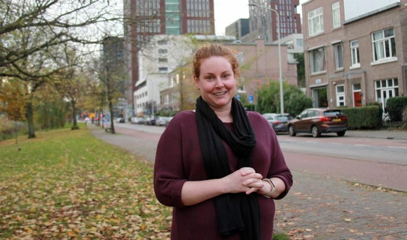 Jana vindt het wel nuttig dat de mensen in Nederland zo direct zijn (Foto: Peter van Zetten).