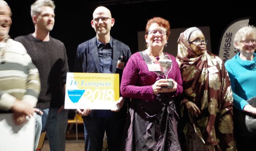 Onder Ons won vorig jaar de prijs. Wie krijgt straks De Lampion? (Foto: archief)