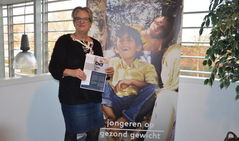 Maatschappelijk werker Alie van Ommen is één van de initiatiefnemers van Hattem Heroes.