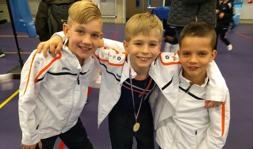 Thomas, Thijn en Steyn