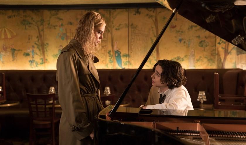 Filmhuis Didam vertoont zaterdag 14 en maandag 16 december de film 'A Rainy Day in New York.'