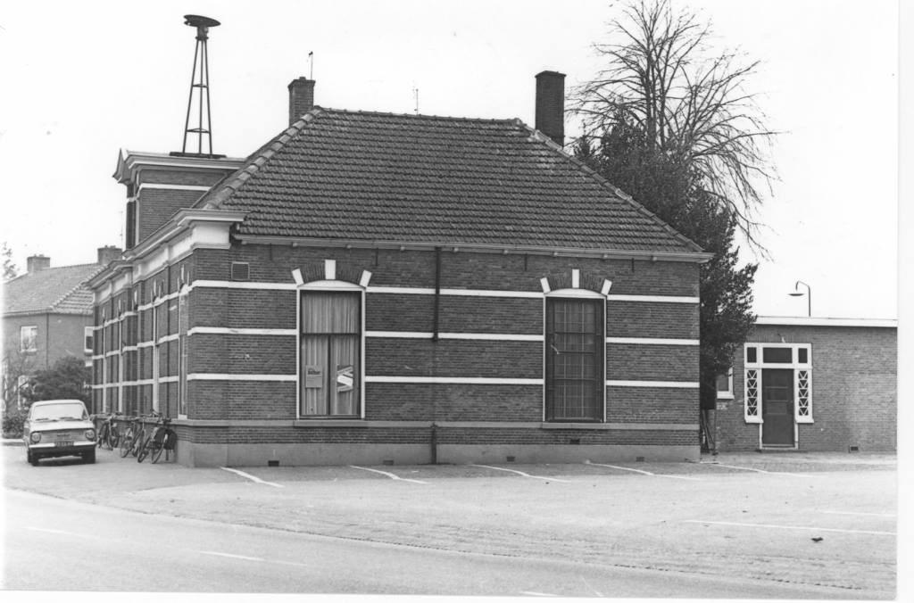 Het voormalige gemeentehuis is nu het Noaberhuus.  © DPG Media