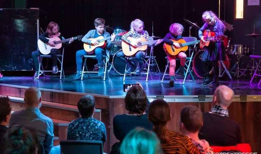 KunstKids Concert (Foto: Cees van Meerten)
