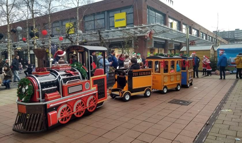 Bezoekers kunnen onder andere plaatsnemen in een leuk treintje. Daarnaast zijn er veel andere leuke activiteiten.
