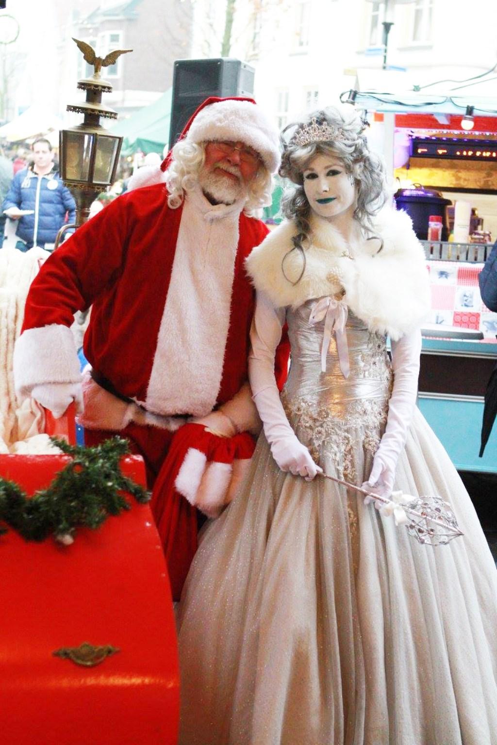 De Winterfair Woerden is vrijdag 13 december en zaterdag 14 december te bezoeken. www.winterfairwoerden.nl  © DPG Media