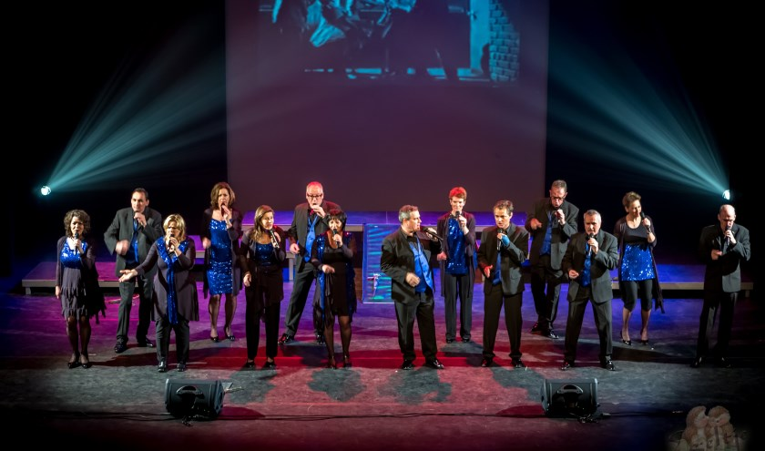Kom in de kerstsfeer met vocal group Just Us op 20 december in Theater De Hofnar