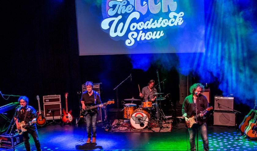 The Fortunate Sons NL met 'CCR, 50 jaar na Woodstock' (Foto: PR)