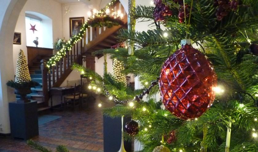 Kasteel Huis Bergh in 's-Heerenberg is vanaf 7 december het unieke decor van een spannende escape-route.