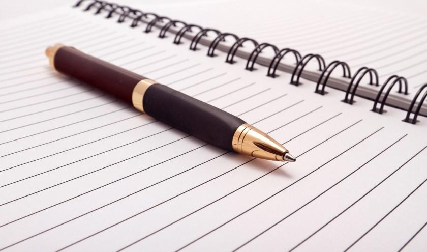 Tijdens schrijfacties kunnen mensen met pen en papier of digitaal een brief schrijven in het kader van Write for Rights. (foto: Pixabay)