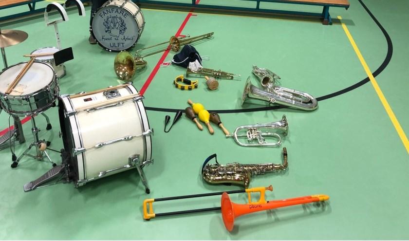 Instrumentenkeuze voor Muzikidz