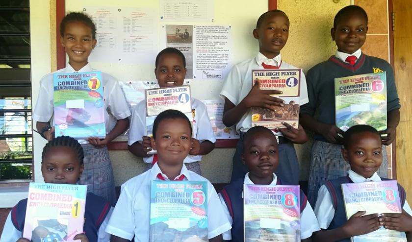Wim van den Burg zorgt er in Kenia voor dat de jeugd goed onderwijs krijgt om op die manier uit de armoede te komen.