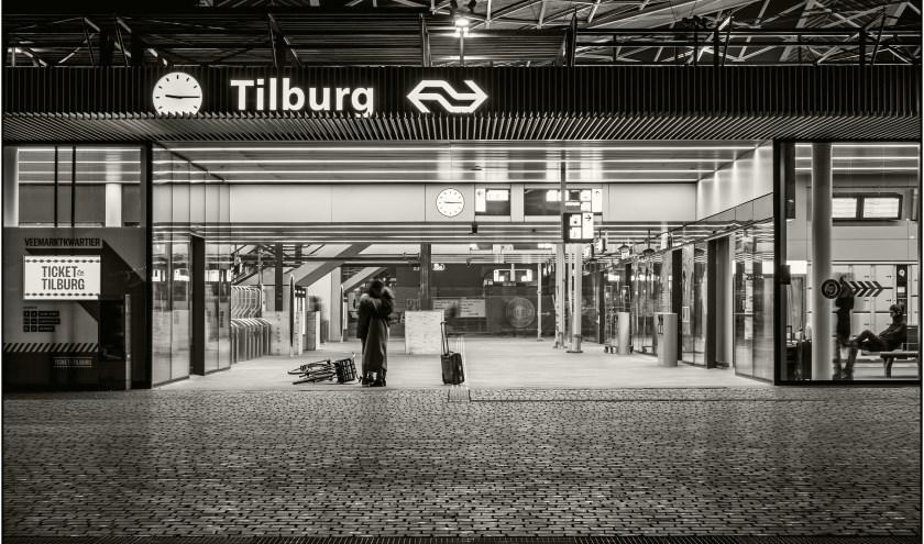 Chris Oomes won met deze foto de zoektocht naar een Stadsfotograaf van Tilburg. Onderdeel van zijn prijs is het fotograferen van de (0)13 geluksplekken. foto: Chris Oomes