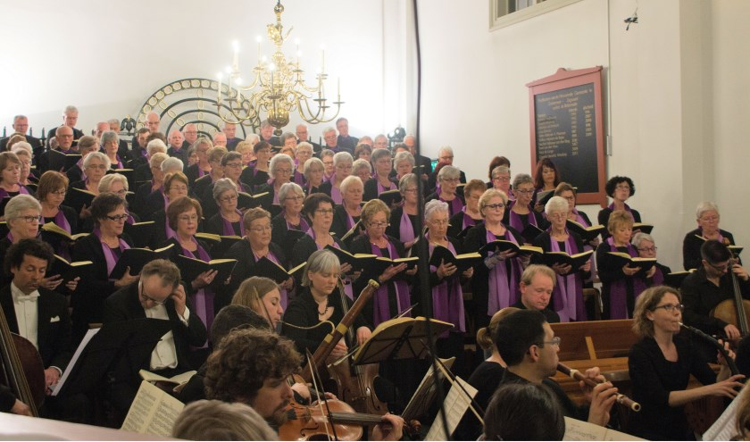 Cantate Deo in Oude Kerk, 2017
