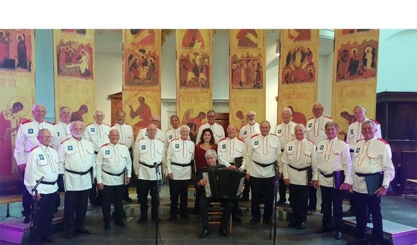 <p>Het Don Kozakken Ensemble heeft nog ruimte voor enkele zangers.&nbsp;</p>