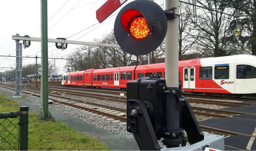 Volgend weekend rijden er geen treinen tussen Zevenaar en Wehl. (foto: Danny van der Kracht)