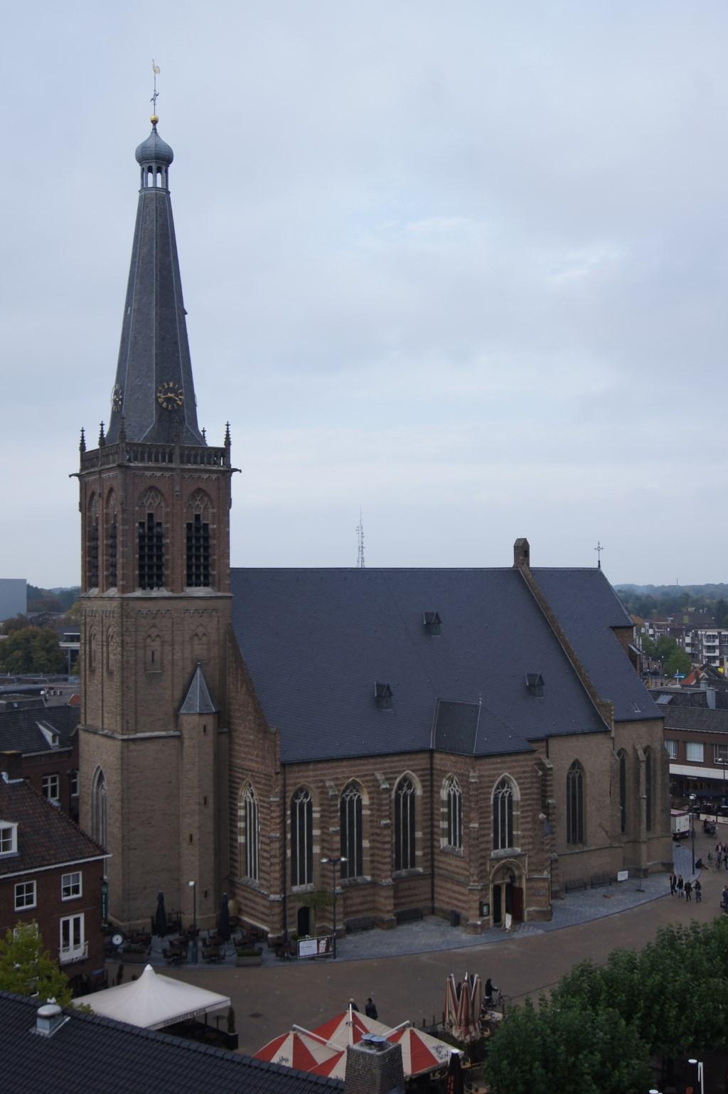 Catharinakerk Doetinchem Foto: Jan Kuiperij © DPG Media