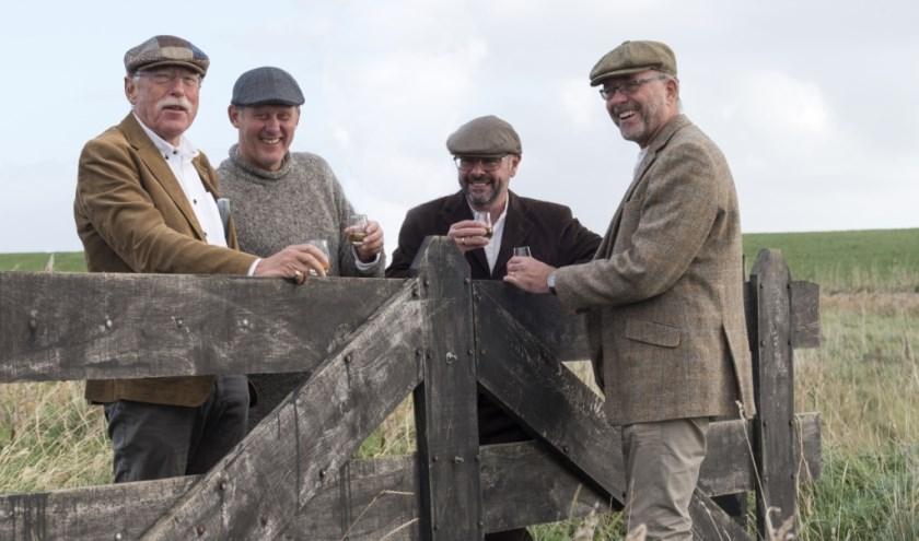 Keltische folkband Windbroke