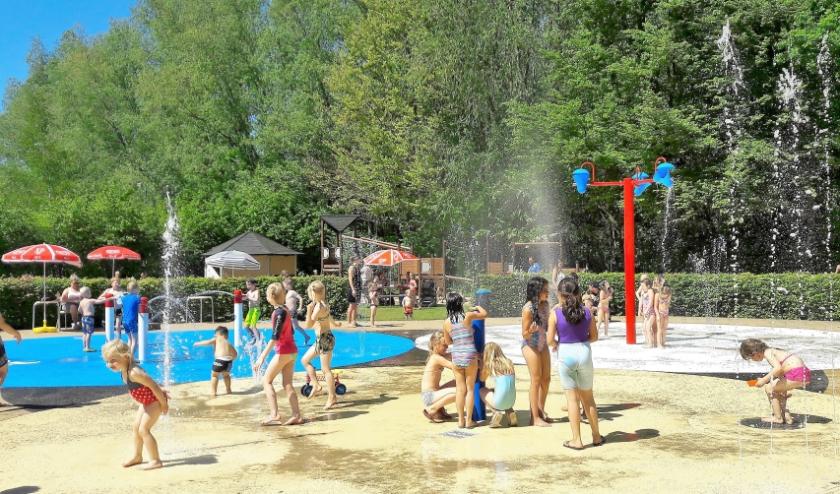 Spraypark in BatensteinBuiten.