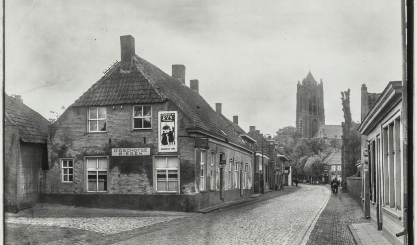 Foto en tekst: heemkundekring 'De Heerlijkheid Oirschot'.