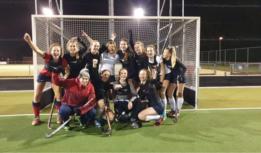 Club van de Week: Hockey Club Twente. Eigen foto