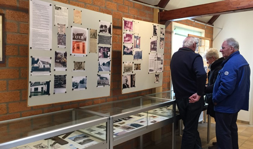 De tentoonstelling 'De verdwenen winkels van Hazerswoude-Rijndijk' brengen oude bekenden terug naar vroeger.