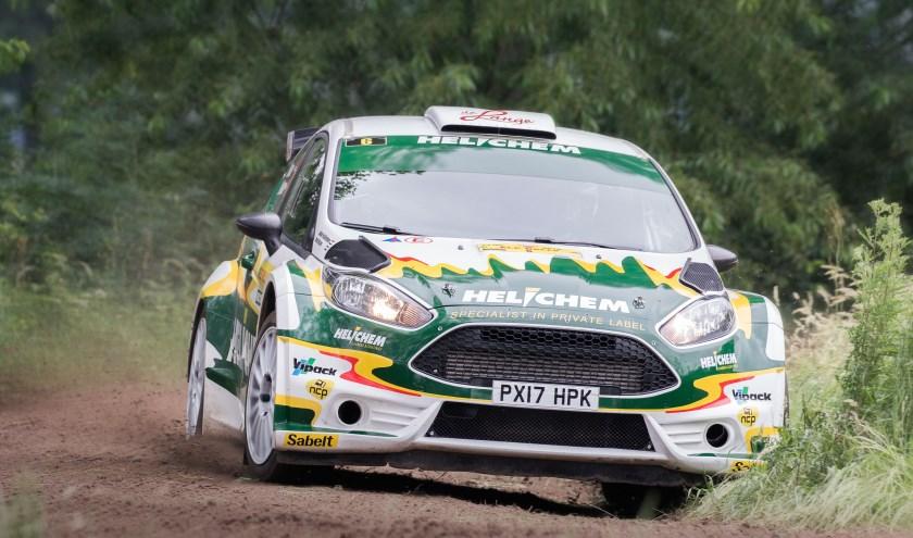 Nog ruim een maand wachten en dan is het een heel weekeinde genieten van prachtige rallysport.