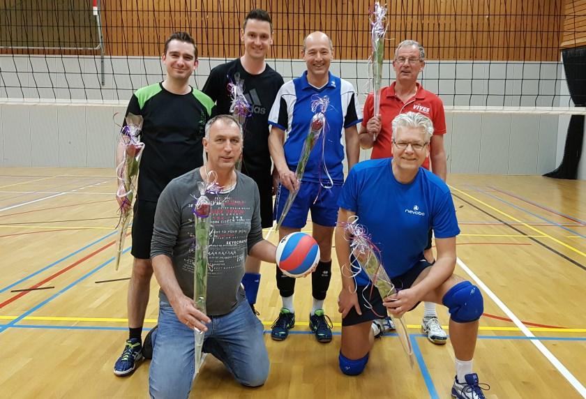 Vives Heren 3 (HR2) recreatie kampioen poule C district Utrecht