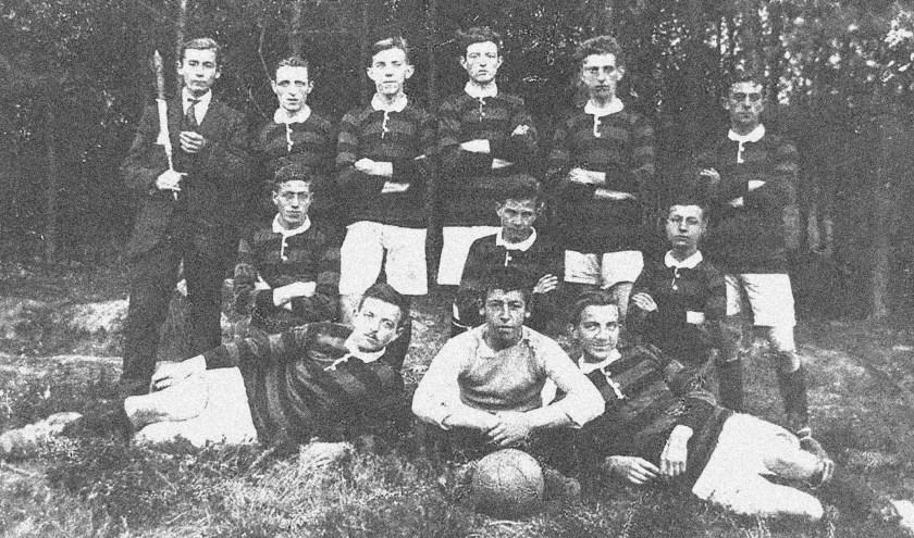Voetbalclub BSC Unisson viert komend weekend het 100-jarig bestaan.