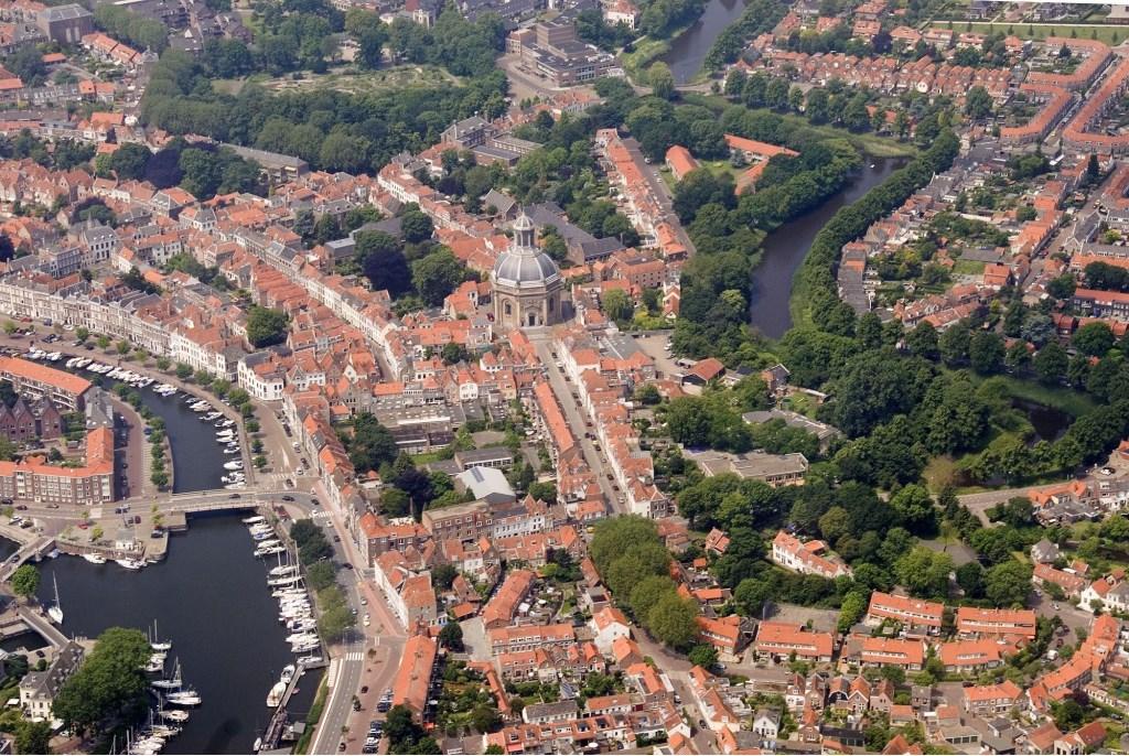 De Oostkerk is een van de sieraden van Middelburg. Foto: Frank Husslage © DPG Media