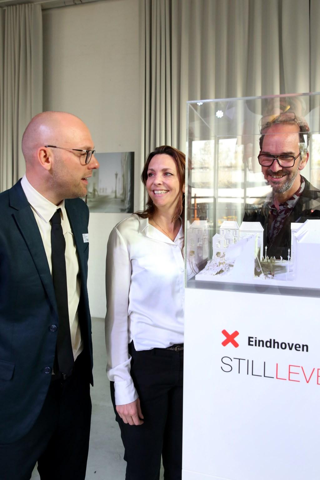 Henri Swinkels, Femke Klein en Rocco Verdult. FOTO: PHOTODETTE.NL Foto: photodette.nl © DPG Media
