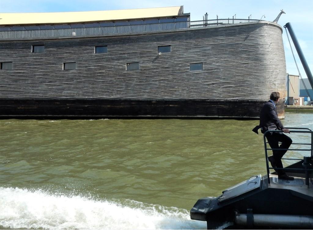 De Ark van Noach (Krimpen a/d IJssel)  Foto: Paul Hermans © DPG Media