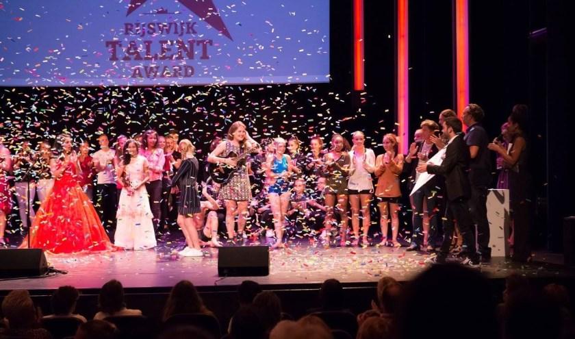 Rijswijk Talent Award kan niet zonder financiële steun zoals die van de sponsor Rabobank.