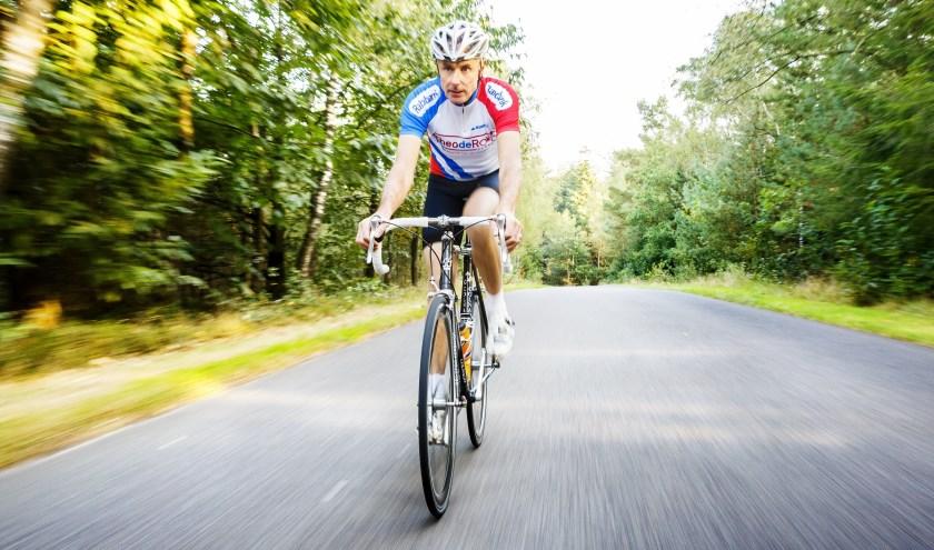 Bij de Theo de Rooij Classic zijn er routes voor de sportieve en recreatieve fietser. Foto: Gijs Versteeg Fotografie.