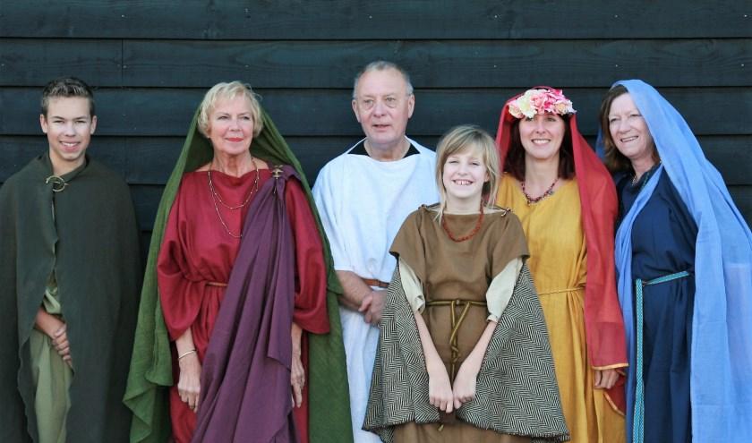 Iedereen is uitgenodigd voor het Romeins Huwelijksfeest op 18 mei
