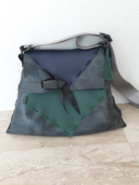 Handgemaakte tas Foto: Jansen-van Weerdhuizen © DPG Media