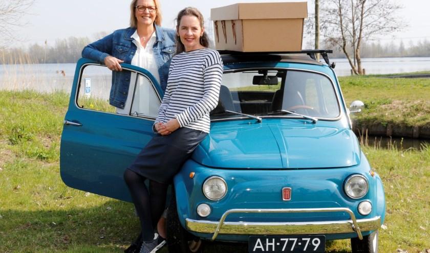 Nicole en Karin zijn allebei zelfstandig uitvaartondernemer in Woerden en willen graag laten zien wat er mogelijk is als het gaat om een uitvaart.
