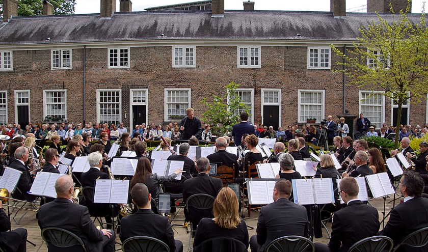 In 2017 werd het Begijnhofconcert verzorgd door Amor Musae Prinsenbeek.