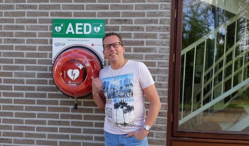 Beschikbare AED