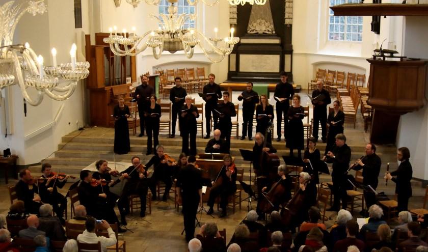 Het Faelix Baroque Ensemble.