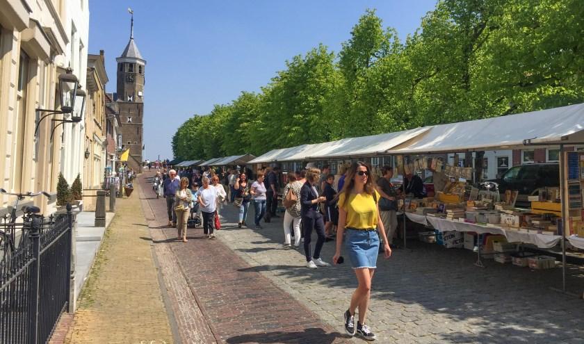 Boekenmarkt Willemstad