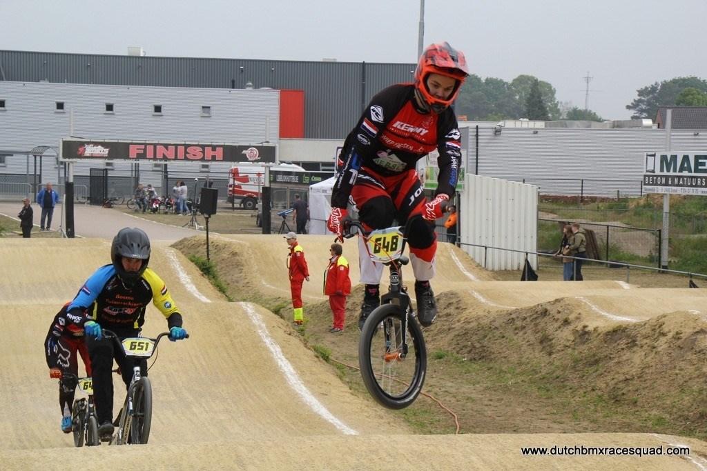Rick Bok  Foto: www.BMXsquad.com © DPG Media