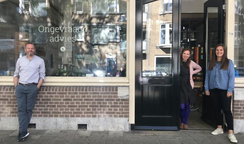Jasper Budel, Linda Haest en Marissa van Roon van Budelinc