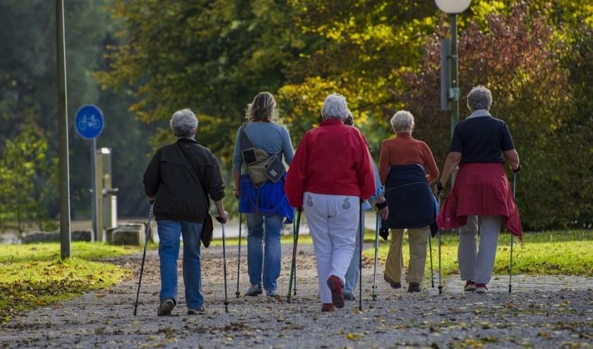 Nordic Walking groep