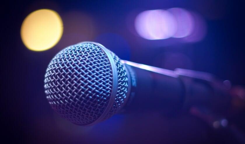 <p>Microfoon</p>