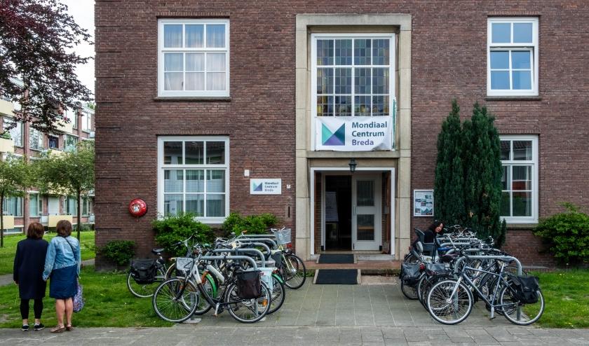Het Mondiaal Centrum Breda.