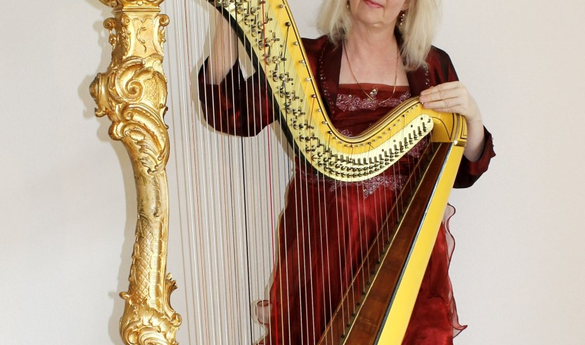 Regina Ederveen speelt op 19 juni in de Oude Kerk. Foto: PR