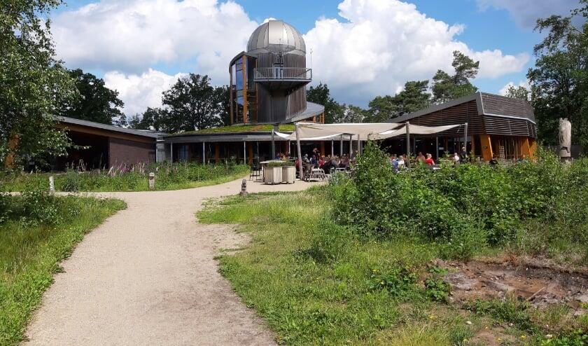 Staatsbosbeheer houdt de komende tijd activiteiten voor jong en oud vanuit het Buitencentrum Sallandse Heuvelrug. (Eigen foto)