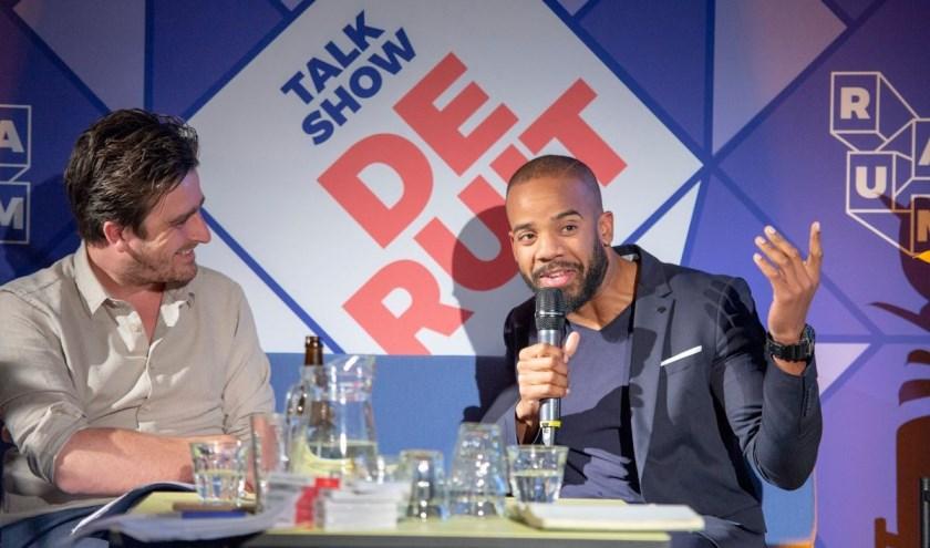 De eerstvolgende editie van Talkshow De Ruit is op donderdag 27 juni.